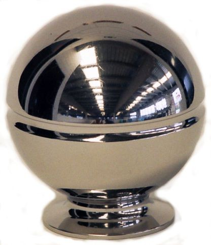 Inox hinges and balls